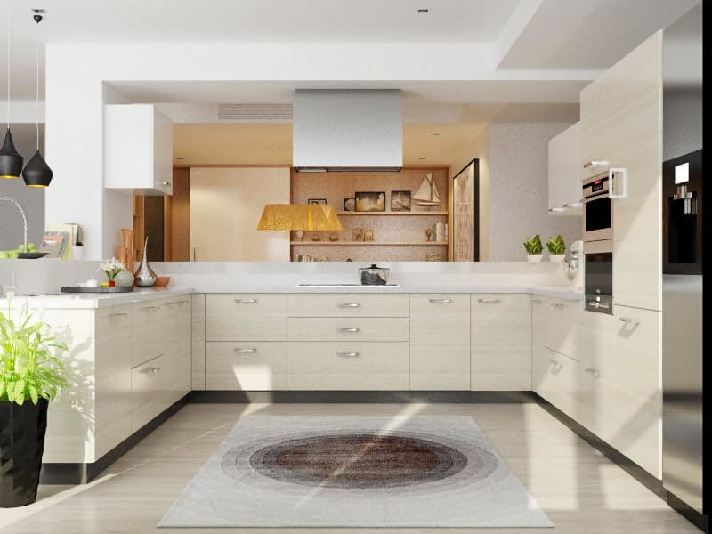 Top 5 Factors That Influence The Modular Kitchen